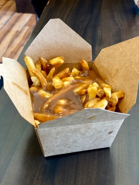 Classic Poutine (Fries, Gravy, Cheese Curds)