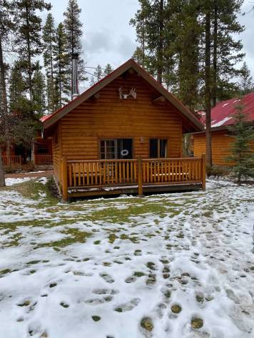 Our cabin #12