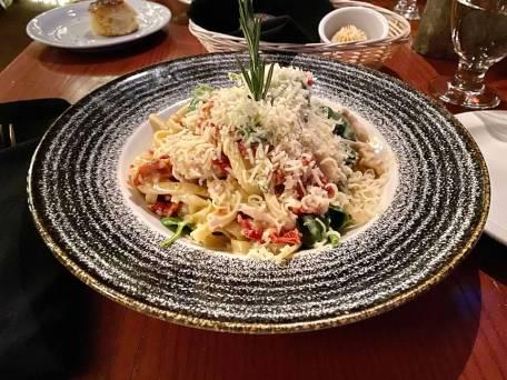 Dinner Night 2 - Chicken Pasta